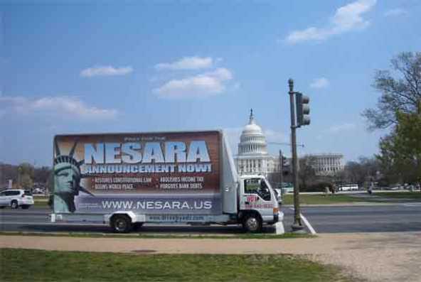 nesara_truck_banner2